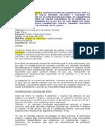 Amparo de Garantias Constitucionales-requisitos-1