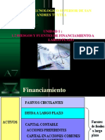 1.2 Fuentes de Financ a L.P.