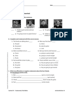 UNIT 14 Video Worksheets