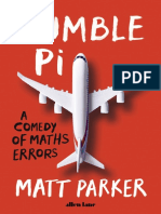 Humble Pi_ a Comedy of Maths Errors by Matt Parker