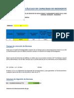 5-Parte b -Calculos Capacidad Biodigestor.