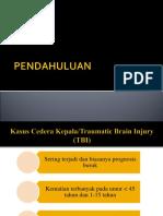 Cedera Kepala Traumatik