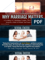 24. SEXUAL EXCESS- Masturbation & Divorce Dangers ,Multiple Sexual Parteners Shortens Life, No Sex Before Marraige is Actually Better for Couples