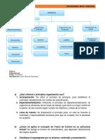 Estructura Organizacional Grupal, Automatización de Procesos Adminsitrativos