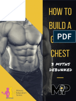 Build a Great Chest Mind Pump Media