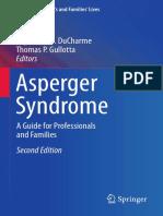 2013 Book AspergerSyndrome