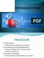 Electrophysiology Study