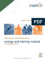 energy training module
