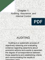 Ch01_Auditing Assurance & Intrnal Ctrl