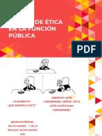 Código de Ética en La Gestión Pública