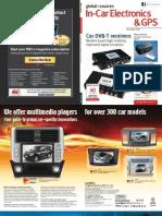 In-Car Electronics & GPS
