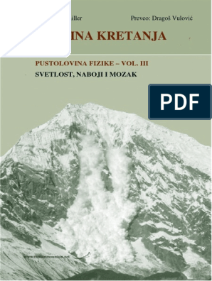 motion mountain vol3 serbian physics  ritam nereda paralelni svet adobe.php #14