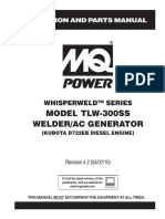 TLW300SS Rev 2 Manual