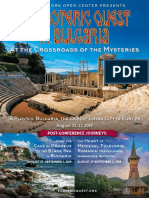 Esoteric Quest 2019 Brochure Bulgaria