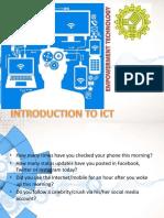 ict lesson 1