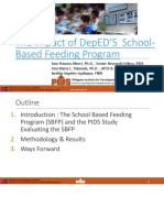 Albert Et.al_the Impact of DepED's School-Based Feeding Program (1)
