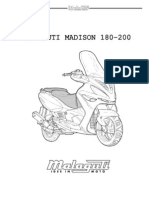 Malaguti Madison 180_200 Service Manual