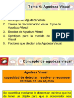 Agudeza Visual Logmar