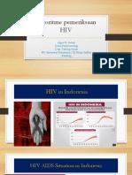 Algoritma Tes HIV