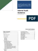 Internal Audit Guidance Assessing ISO 90