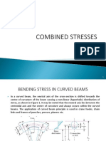 04 - Combined Stresses
