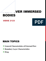 Chapter 9 - Flow Over Immersed Bodies(1)