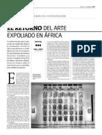 Arte Expoliado - Gara