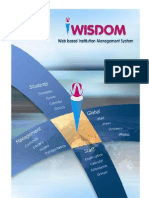 iWisdom Product Brochure