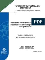 TFM  -  energía eólica