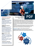 Skills ahead management training brochure