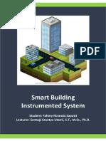 Rekayasa Sistem Instrumentasi Bangunan Cerdas
