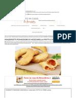 PANZEROTTI POMODORO E MOZZARELLA FRITTI O AL FORNO  Fatto in casa da Benedetta.pdf