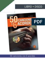 50 Canciones 6 a Cordes