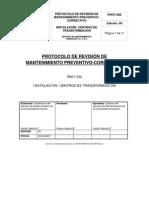 CENTROS_DE_TRANSFORMACION mantenimiento