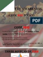 Fire Safety Mandatory Training