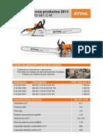 Manual Stihl 661