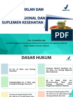 Ketentuan Iklan Dan Penandaan OT Dan SK 17.12.2018