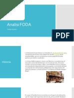 Analisi FODA Grupo Ramos