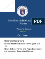 [FD]Modified School Forms Overview as of August 2018 as revised by OD.pptx