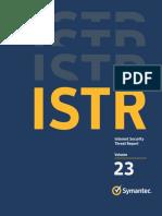 Symantec ISTR {93be3592-658a-4c18-939e-b23e86d9b9a7}_ISTR23-FINALv2