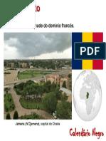 11 de Agosto - Independência Do Chade