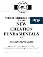 NEW CREATION FUNDAMENTALS-final[1].doc