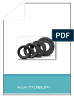 Tyre IndustryAnalysis