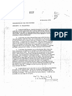 E. Howard Hunt Documents 7