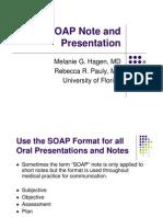 Soap Note Handout 06