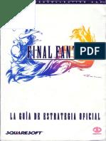 Resumen Guia Oficial Ffx