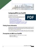 MPLS over VPN