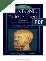 (Grandi tascabili economici, 450-454) Platone_ a cura di Enrico V. Maltese_ con un saggio di Francesco Adorno - Tutte le opere. Volume 5-Newton Compton (1997).pdf