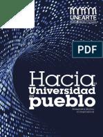 Hacia La Universidad Del Pueblo-Artículo Prof Yeisa Roriguez 2018