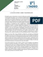 Reseña Texto Laboratorios de Paz en Colombia - Parte II